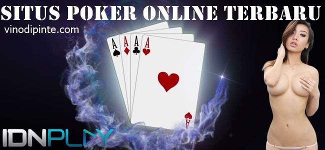 Situs Poker Online Terbaru Bonus dan Cashback