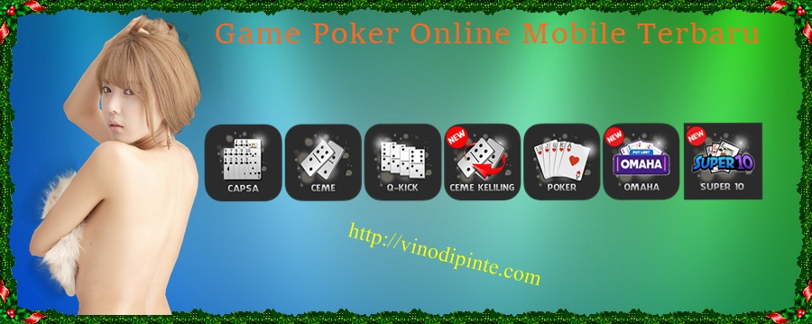 Game Poker Online Mobile Terbaru