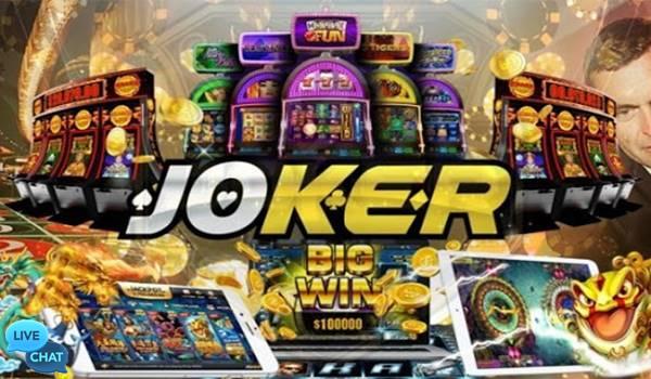 Joker123 Slot Online Cara membuat Akun Depo Murah 2020